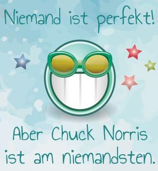 Chuck ist perfekt