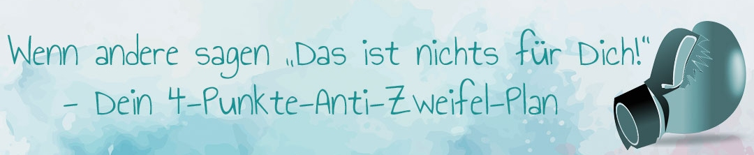 Antizweifel-Blog