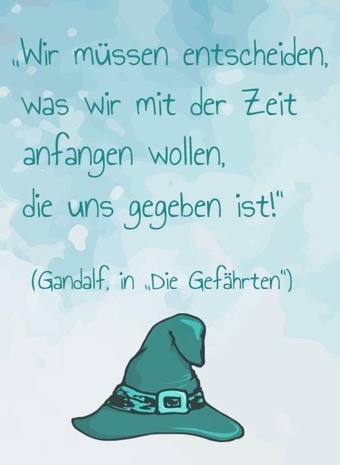 Gandalf-Spruch
